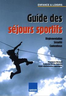 Guide des séjours sportifs - Editions Weka