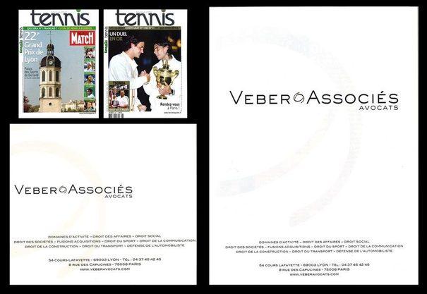 Tennis Magazine, Octobre/Novembre 2008