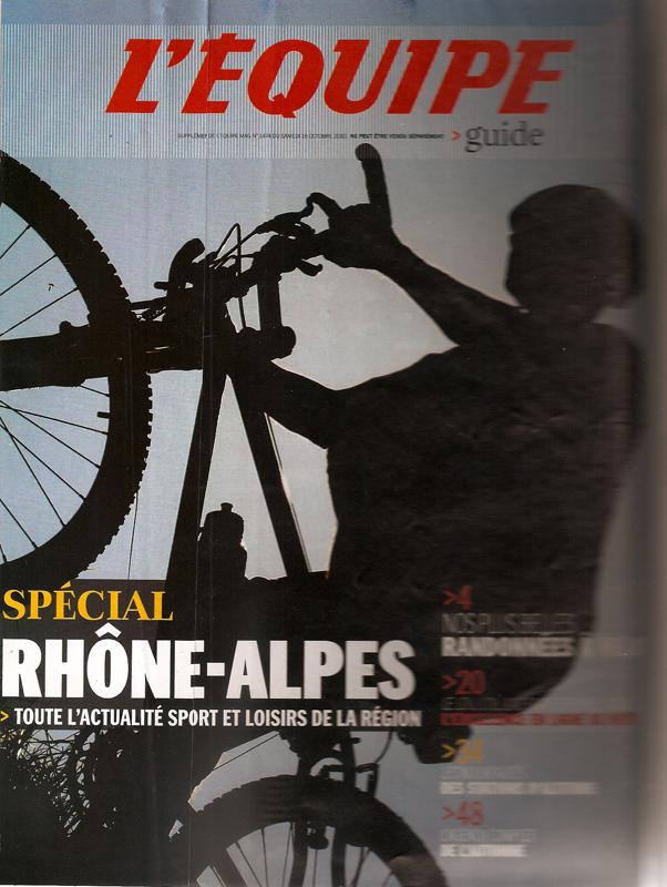 L'EQUIPE mag - Octobre 2010