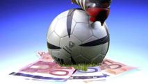 REMUNERATION AGENTS SPORTIFS FOOTBALL : retour du plafond à 10 % !