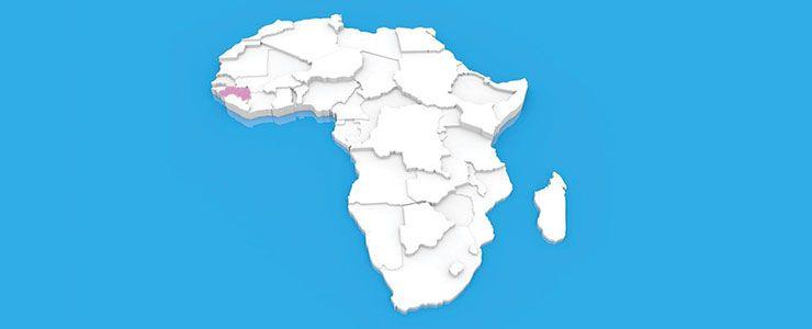 GUINEE : J.C. LAPOUBLE PARTICIPE A DES PROGRAMMES DE COOPERATION INTERNATIONALE