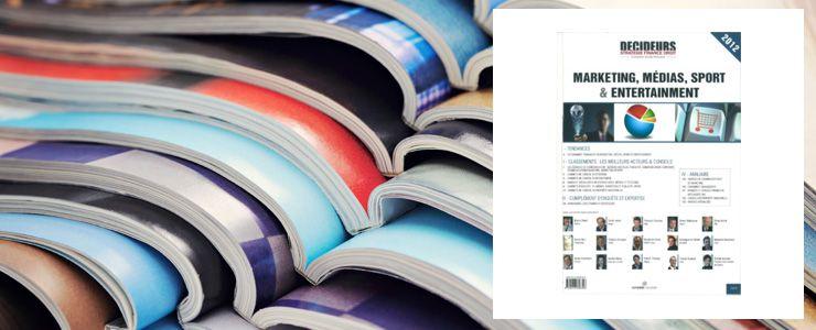 Guide DECIDEURS Stratégie, Finance et Droit - 2012