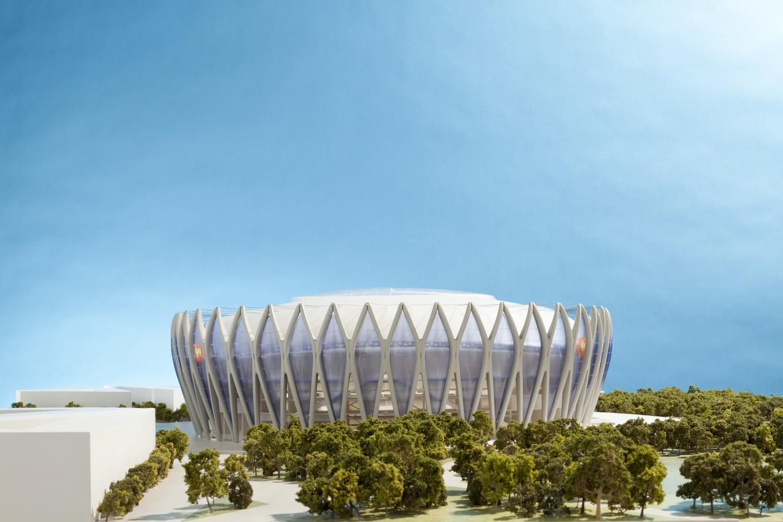 Grand stade de rugby : l'Etat est placé en première ligne