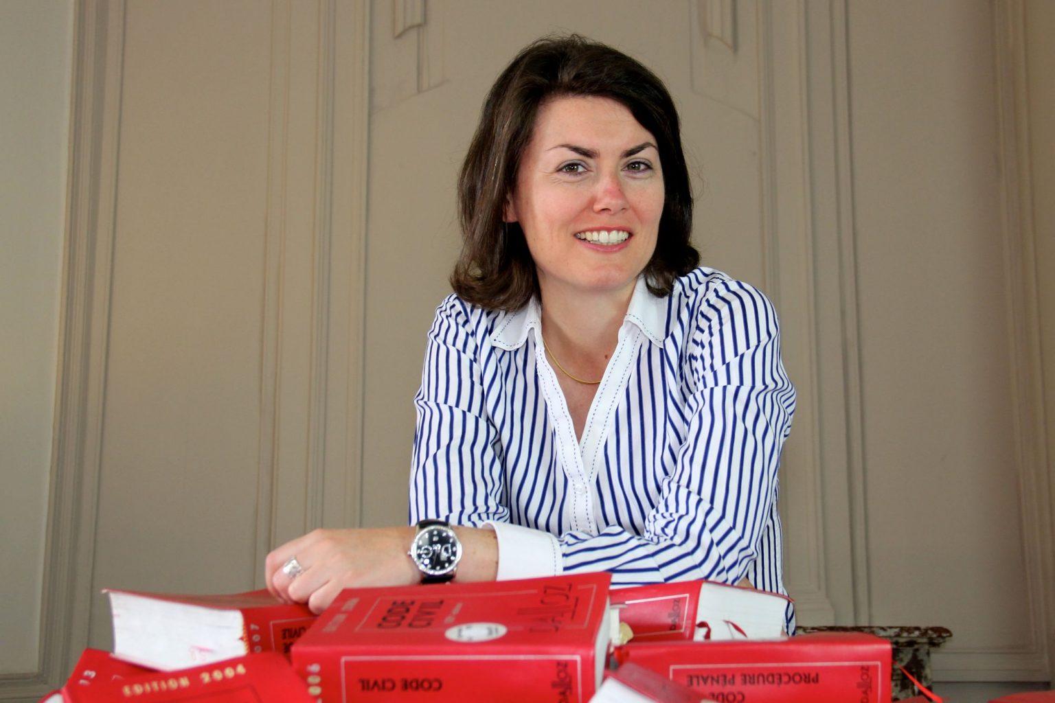 Aurore HUET responsable du pôle Sociétés - Fusions – Acquisitions