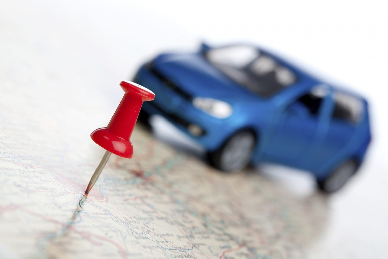Géolocalisation des véhicules de fonction