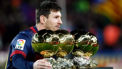 Messi évalué à 220 M € !