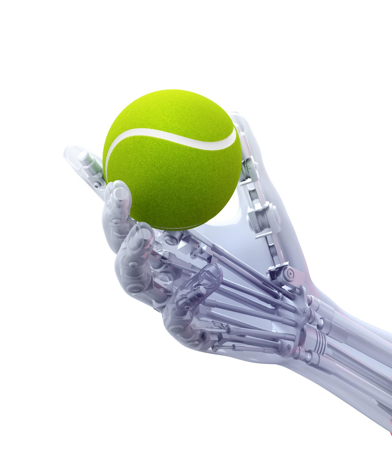 Le sport, nouvelle figure de la robotique