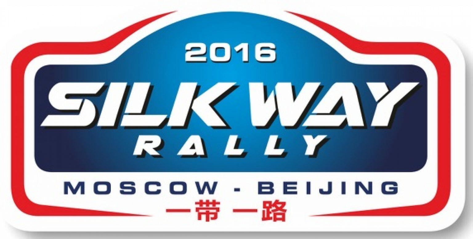 Philippe Veber présent au départ du Silk Way Rally