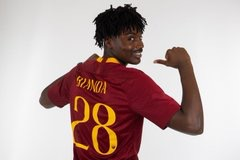 William Bianda signe à l'AS ROME