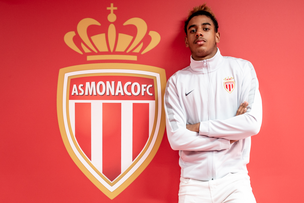 Willem Geubbels signe à l'AS Monaco