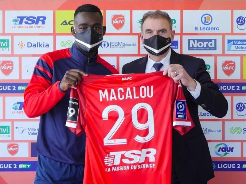 Retour sur le parcours d'Issouf Macalou