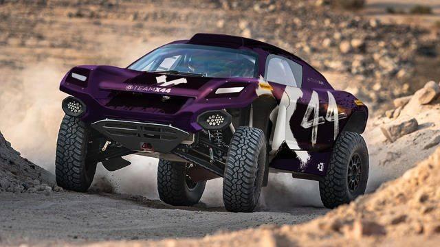 Extreme E : des courses de SUV électriques