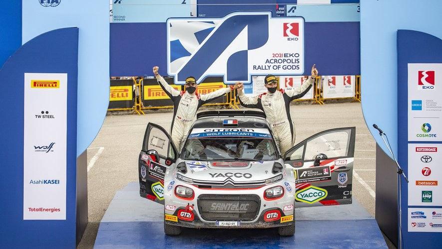 Veber Avocats conteste la disqualification de Yohan Rossel au rallye de l'Acropole devant la Cour d'Appel Internationale de la FIA
